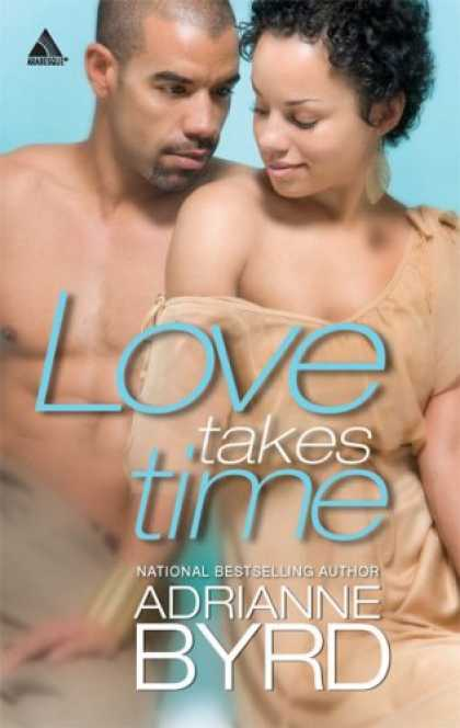 Books About Love - Love Takes Time (Arabesque)
