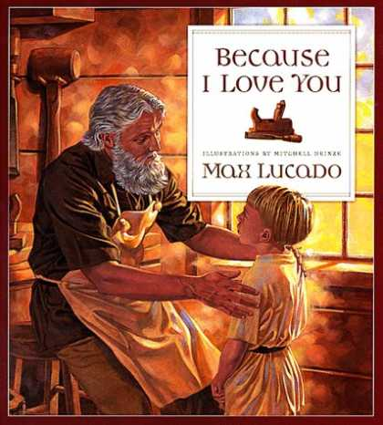 Books About Love - Because I Love You