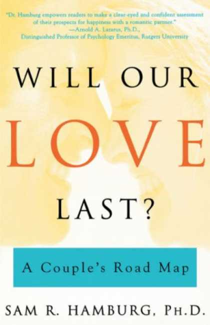 Books About Love - Will Our Love Last?: A Couple's Road Map