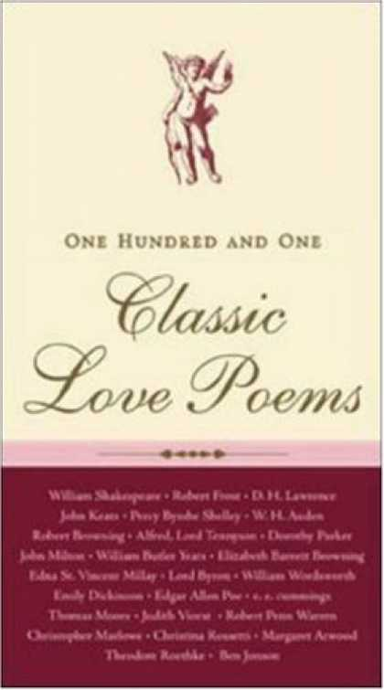 Books About Love - 101 Classic Love Poems