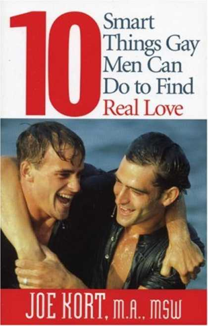 Books About Love - 10 Smart Things Gay Men Can Do to Find Real Love