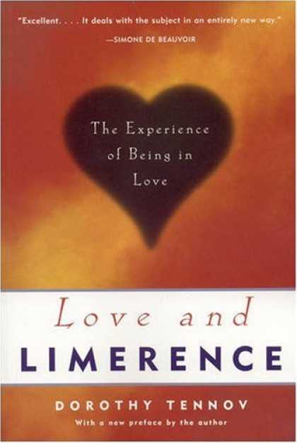 Books About Love - Love and Limerence: The Experience of Being in Love