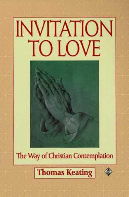 Books About Love - Invitation to Love: The Way of Christian Contemplation