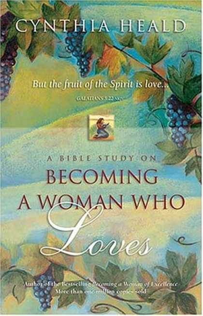 Books About Love - Becoming a Woman Who Loves
