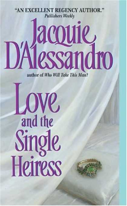 Books About Love - Love and the Single Heiress