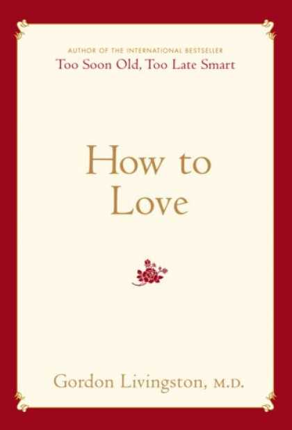 Books About Love - How to Love