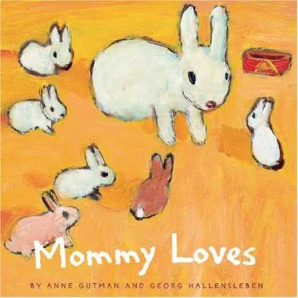 Books About Love - Mommy Loves