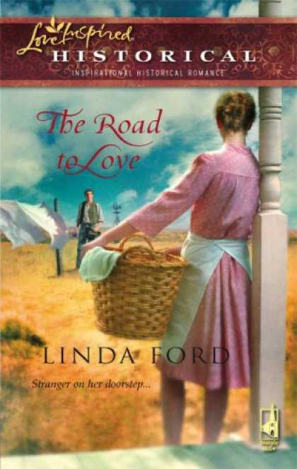 Books About Love - The Road to Love (Depression Series #1) (Steeple Hill Love Inspired Historical #