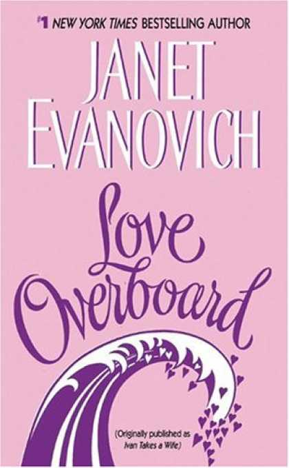 Books About Love - Love Overboard