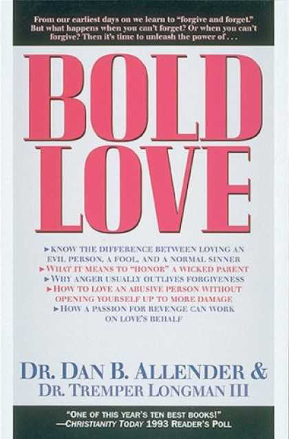 Books About Love - Bold Love