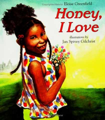 Books About Love - Honey, I Love
