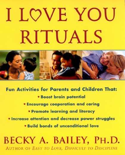 Books About Love - I Love You Rituals