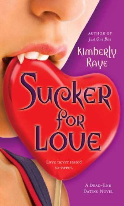 Books About Love - Sucker for Love: A Dead-End Dating Novel