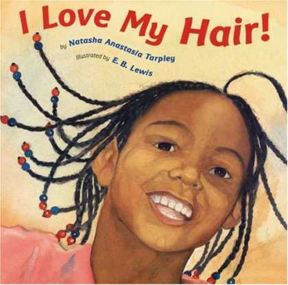 Books About Love - I Love My Hair!