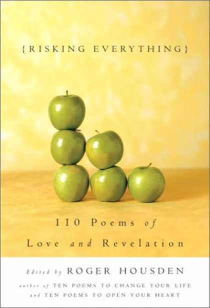 Books About Love - Risking Everything: 110 Poems of Love and Revelation