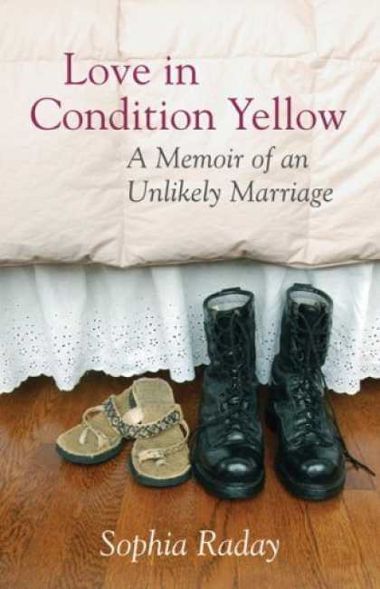 Books About Love - Love in Condition Yellow: A Memoir of an Unlikely Marriage
