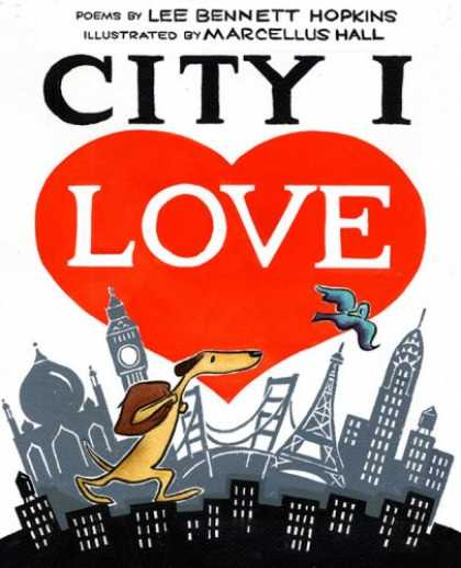 Books About Love - City I Love
