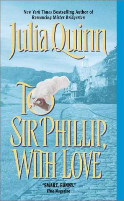 Books About Love - To Sir Phillip, With Love (Bridgerton Series, Book 5)