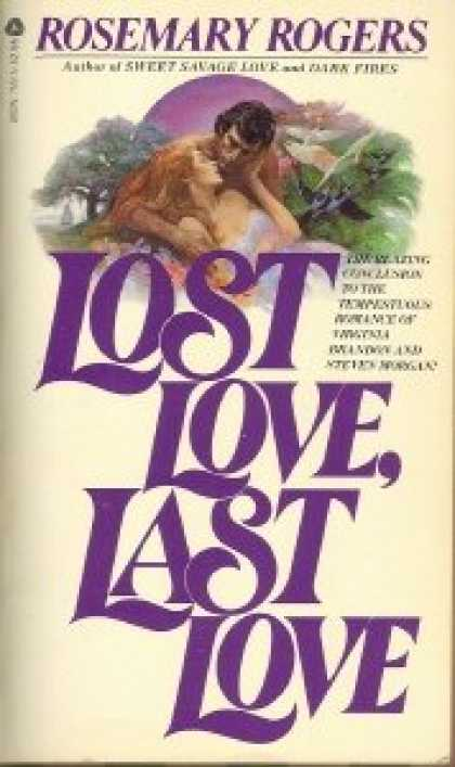 Books About Love - Lost Love, Last Love