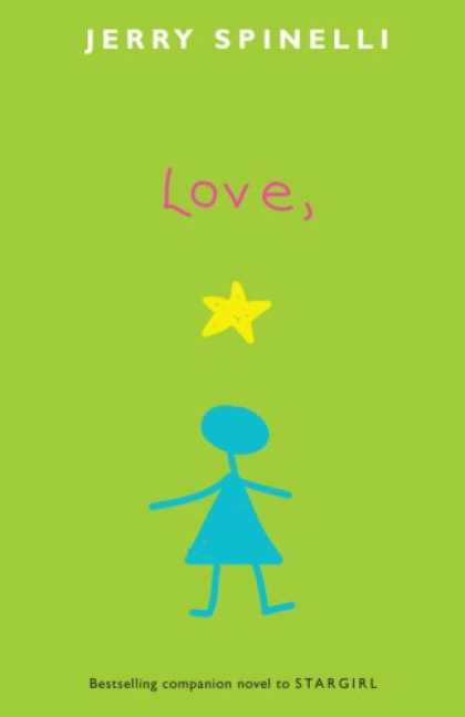 Books About Love - Love, Stargirl