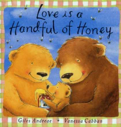 Books About Love - Love is a Handful of Honey