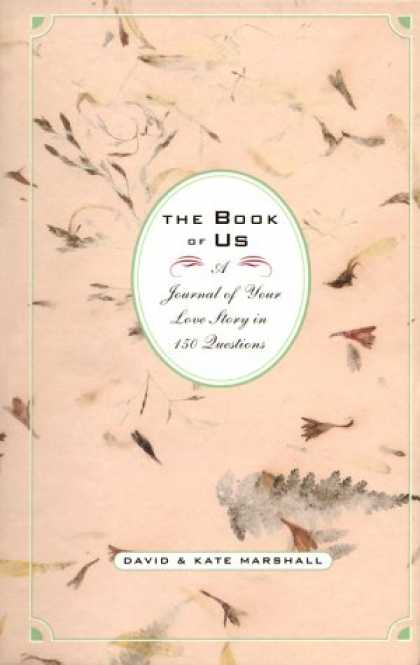 Books About Love - Book of Us: A Journal of Your Love Story in 150 Questions