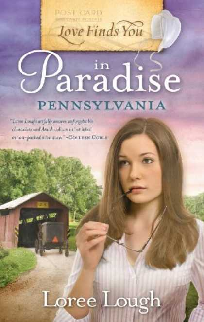 Books About Love - Love Finds You in Paradise, Pennsylvania