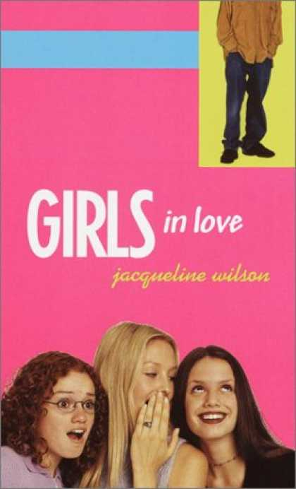 Books About Love - Girls in Love