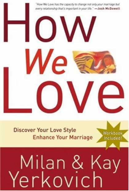 Books About Love - How We Love: Discover Your Love Style, Enhance Your Marriage