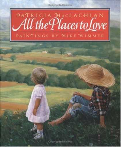 Books About Love - All the Places to Love