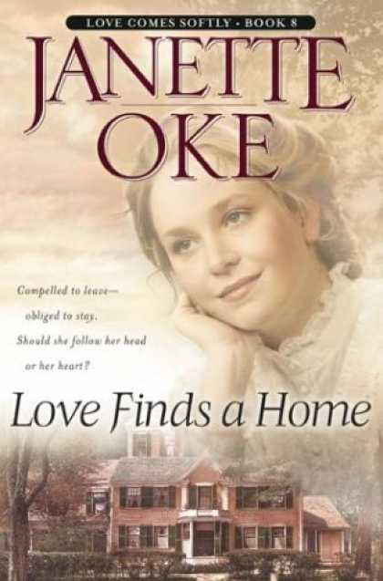 Books About Love - Love Finds a Home (Love Comes Softly Series #8)