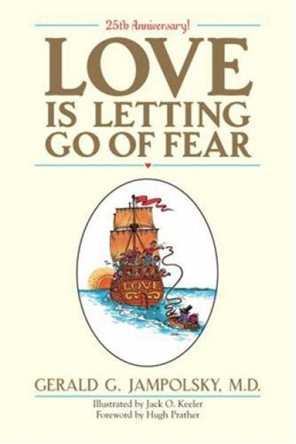 Books About Love - Love Is Letting Go of Fear