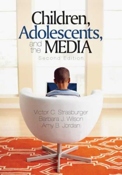 Books About Media - Children, Adolescents, and the Media