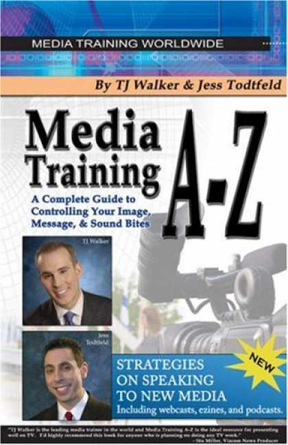 Books About Media - Media Training A-Z