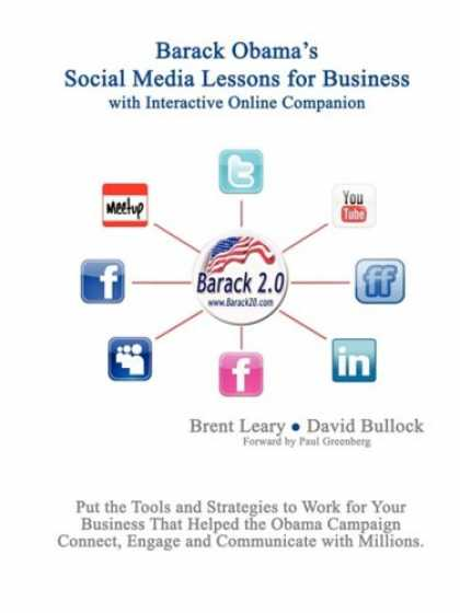 Books About Media - Barack Obama's Social Media Lessons For Business