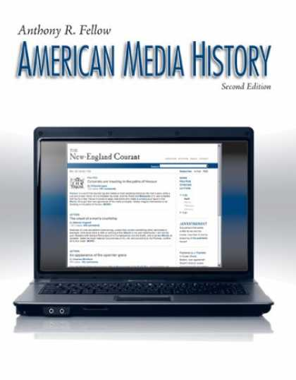 Books About Media - American Media History