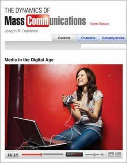 Books About Media - The Dynamics of Mass Communication: Media in the Digital Age with Media World 2.