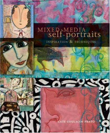 Books About Media - Mixed-Media Self-Portraits: Inspiration & Techniques
