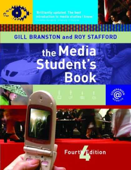 Books About Media - The Media Student's Book