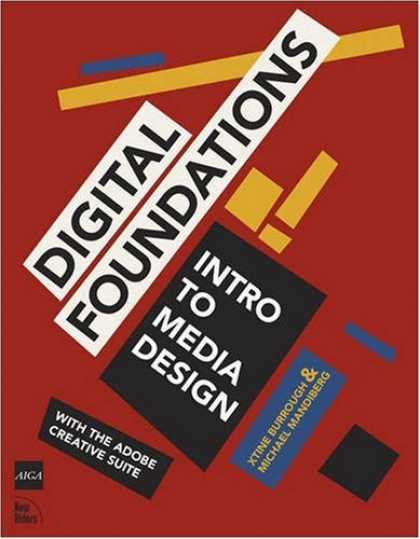 Books About Media - Digital Foundations: Intro to Media Design with the Adobe Creative Suite (AIGA D