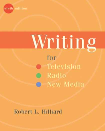 Books About Media - Writing for Television, Radio, and New Media (Wadsworth Series in Broadcast and