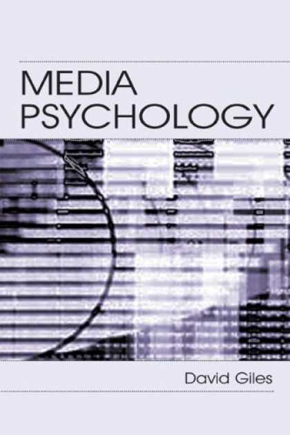 Books About Media - Media Psychology