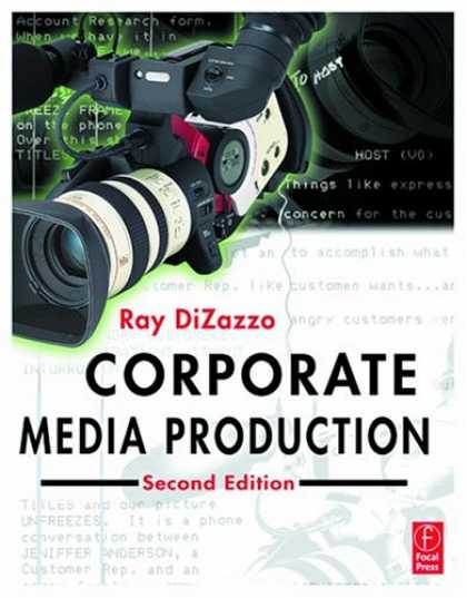 Books About Media - Corporate Media Production, Second Edition