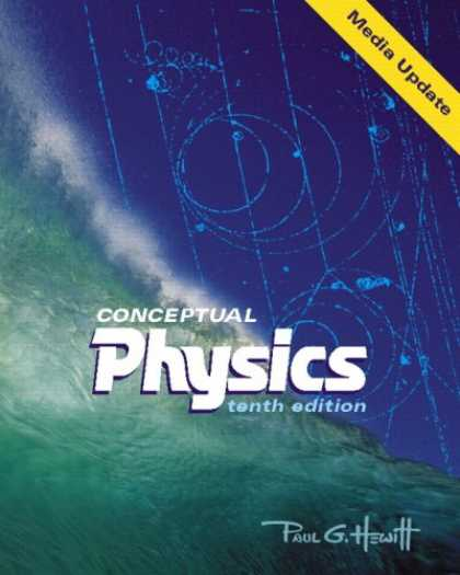 Books About Media - Conceptual Physics Media Update (10th Edition) Bundle of 3