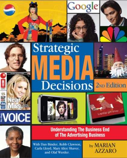 Books About Media - Strategic Media Decisions