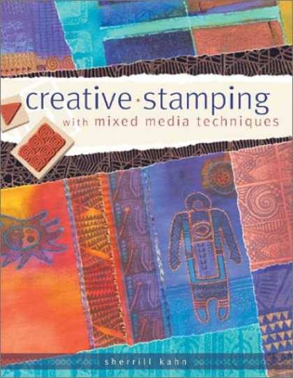 Books About Media - Creative Stamping with Mixed Media Techniques
