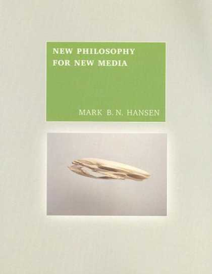 Books About Media - New Philosophy for New Media