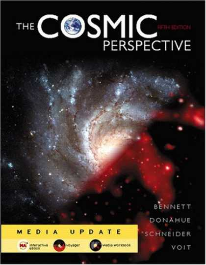 Books About Media - The Cosmic Perspective Media Update with Mastering Astronomy (Paperback)