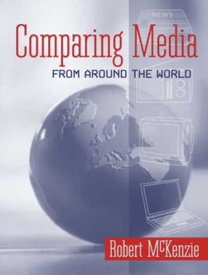 Books About Media - Comparing Media from Around the World