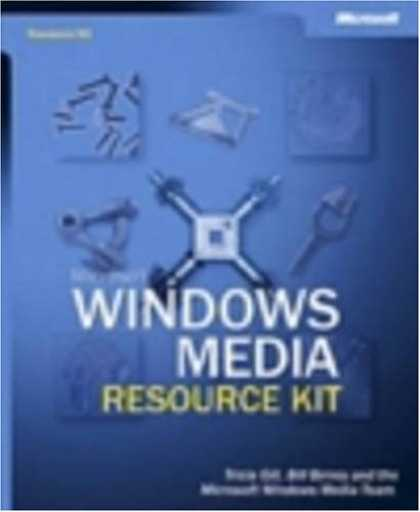 Books About Media - Microsoft® Windows Media® Resource Kit (Pro-Resource Kit)
